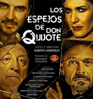 Los espejos de Don Quijote (Pánico Escénico)
